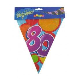 Vlaggenlijn leeftijd: 80 p.e. 10m