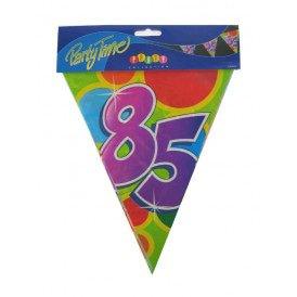 Vlaggenlijn leeftijd: 85 p.e. 10m