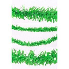 P.V.C. slinger brandvertragend groen 10m