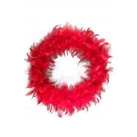 Veren krans rood 30 cm.
