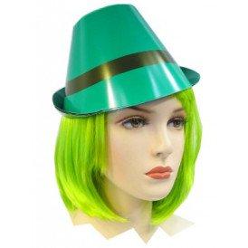 Tiroler hoedjes groen karton