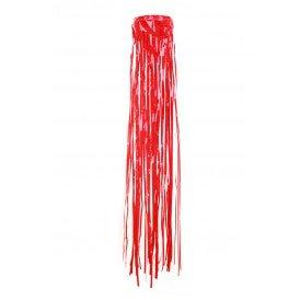 PVC slierten windsock rood 80 cm BRANDVEILIG