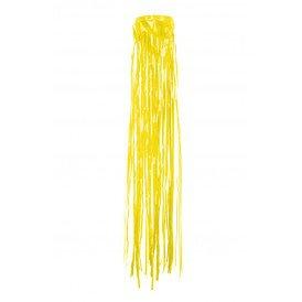 PVC slierten windsock geel 80 cm BRANDVEILIG