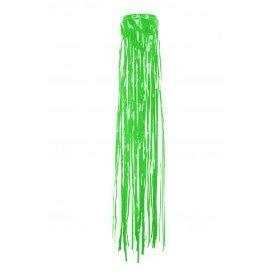 PVC slierten windsock groen 80 cm BRANDVEILIG