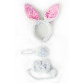 Bunny set luxe plushe
