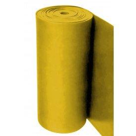 Decoratie foam op rol geel l 28m. x b 100 cm. x d 3 mm.