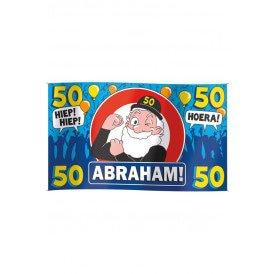 Gevelvlag 100x150 cm Abraham