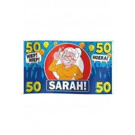 Gevelvlag 100x150 cm Sarah