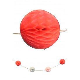 Honeycomb slinger Sweet ( rood wit roze )