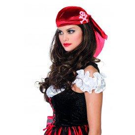 Piratenkapje, rood