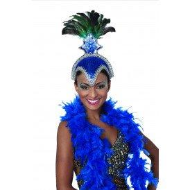 Samba tooi, blauw