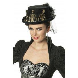Hoge hoed skelet