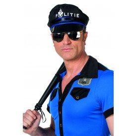 Politiepet Nederland, zwart