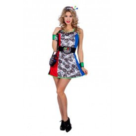 Darts jurk