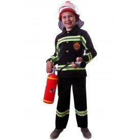Brandweer zwart kinderen