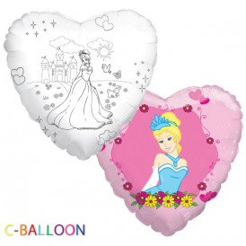 Prinses ballon