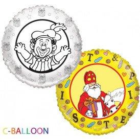 Sinterklaas ballon