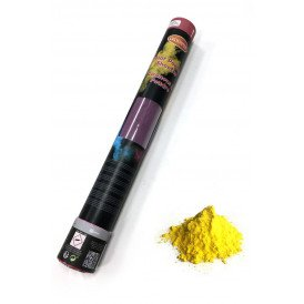 Color Powder Shooter 40 cm Yellow 350 gram