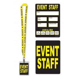 Event staff pasje