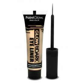Glow in the dark eyeliner UV neon invisible