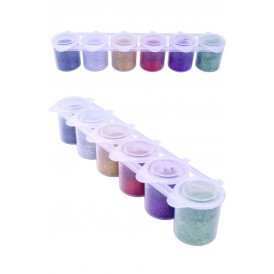 Colorxplosion glitter color set 6x13 gram  Ybody