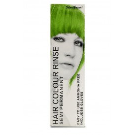 Stargazer hair colour rinse UV Green