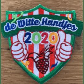 badge witte handjes