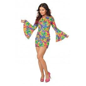 Hippie jurk fantasy