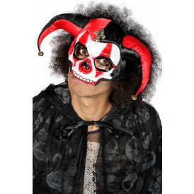 Masker Scary harlekijn