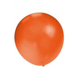 Ballonnen maxi Oranje 65 cm