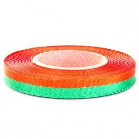 medaille lint oranje/groen