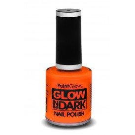 Glow in the dark nagellak UV neon oranje