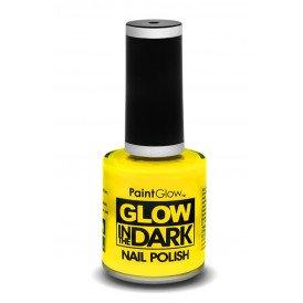 Glow in the dark nagellak UV neon geel