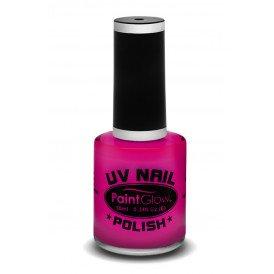 Neon UV nagellak magenta