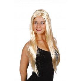 Pony , blond