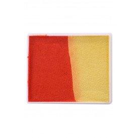 PXP 50 gram splitcake oranje-geel