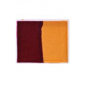PXP 50 gram splitcake rood-oranje
