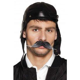 Snor grijs Pilot