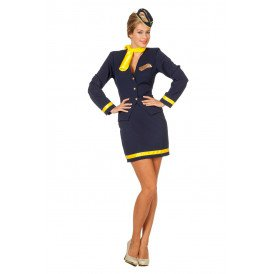 Stewardess luxe