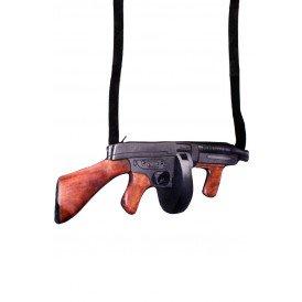 Tas gangster machine geweer