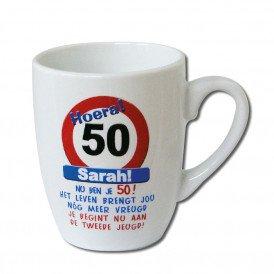 Verkeersbord sarah