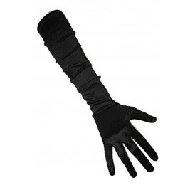 zwarte handschoen