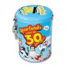 Spaarpot 30 jaar