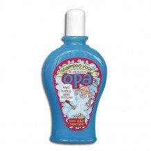 Shampoo voor opa