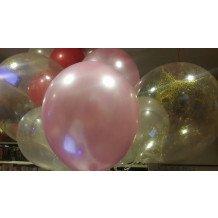 Helium ballon met glitter