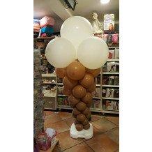Ballonnenpaal ijsje