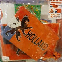 Oranje pakket