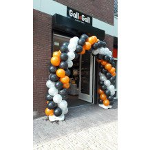 Openings ballonnenboog