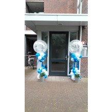 Verjaardagsfeest met ballonnen