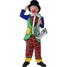 Clowns jongen